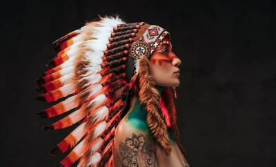 Arte y costumbres de los nativos norteamericanos