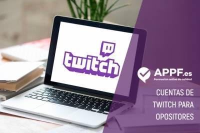 Twitch para opositores | Las mejores cuentas, el Top de recomendadas