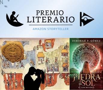 Candidatos Al Premio Literario Amazon 2021: La Piedra Del Sol – Deborah P. Gomez