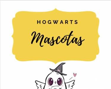 Pasatiempos de Harry Potter: mascotas