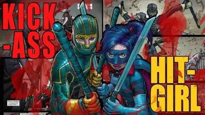 HIT-GIRL & KICK-ASS: Una infancia ensangrentada