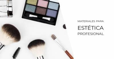 Materiales para estética profesional - Desastre