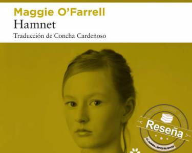 Reseña del libro Hamnet de Maggie O'Farrell