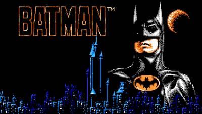 BATMAN (NES): Pixel de justicia