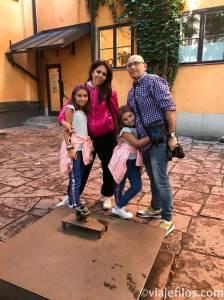 La escapada con niños a Estocolmo