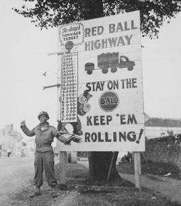 La Red Ball Express