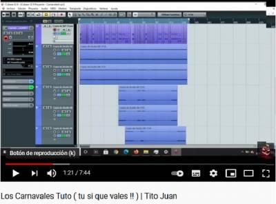 Los Carnavales Tuto ( tu si que vales !! ) | Tito Juan