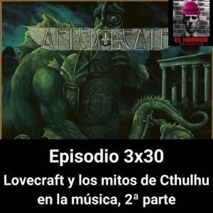 Más música inspirada en las obras de Lovecraft