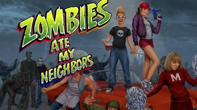 Zombies Ate My Neighbors: El Vecino Está Servido