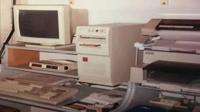 Trabajando Como Informático En El Año 1994: Novell, BNC, Cable Coaxial, MS-DOS, Y Otros Sistemas - Podcast