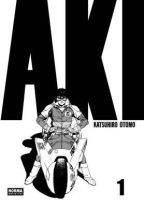 Reseña Akira Nº1 de Katsuhiro Otomo