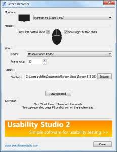 Rylstim Screen Recorder: programa gratuito para grabar la pantalla