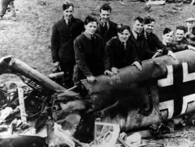 Rudolf Hess y su misterioso viaje a Escocia