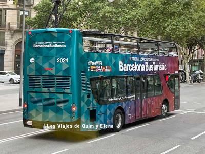 Bus Turístic de Barcelona, la mejor manera de conocer la ciudad