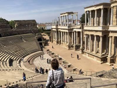 Mérida, una incursión en la Roma Imperial | Viaja con Marcosplanet |