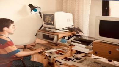 Fotografías de la informática de los años ochenta y noventa. Aquellos objetos que perdimos por el camino...
