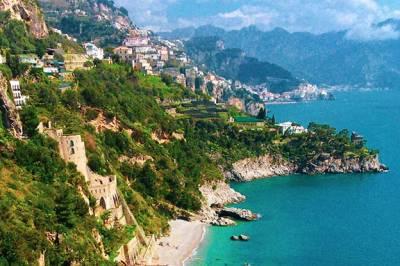 La mejor ruta por el sur de Italia en coche