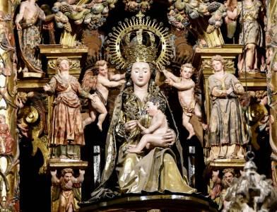 Catedral de Burgos: Nave Central