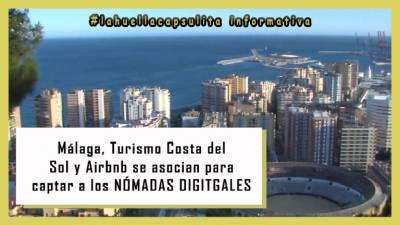 MUY PRONTO: Nómadas Digitales en Málaga