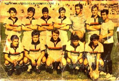 ¡ Nuestro Debut En Primera (1970)