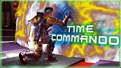 TIME COMMANDO: Un informático en el túnel del tiempo