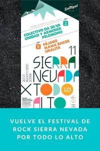 Vuelve el festival de rock Sierra Nevada por todo lo Alto - Munduky