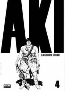 Reseña Akira 4 de Katsuhiro Otomo