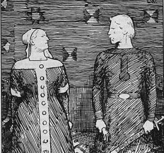 Cosas De Historia Y Arte: Sigrid La Altiva, Esposa De Svend I, Rey De Inglaterra
