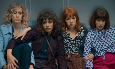 Serie Valeria: Amistad Entre Mujeres, Movidas Millenials Y El Retrato De Un Madrid Precioso