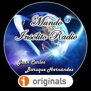 Charla con Juan Carlos Baruque de Mundo Insólito Radio | CNPodcast 02X51