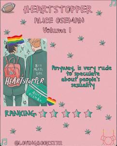 Opinión de: Heartstopper volume 1 de Alice Oseman