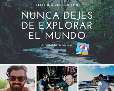 Entrevista a «El Paragüita Podcast»