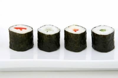 Alga nori: propiedades y contraindicaciones