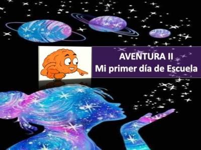 AVENTURA II. Continuamos con las Aventuras de Celupin