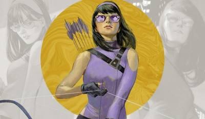 Hawkeye: Kate Bishop la nueva serie de cómics de Marvel