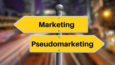 ¿Por qué estos tipos de marketing son considerados pseudomarketing?