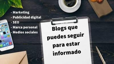 15 blogs que puedes añadir en Feedly para estar informado