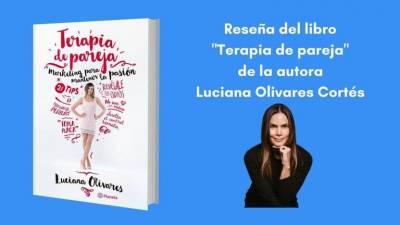 Reseña del libro 'Terapia de pareja' de Luciana Olivares