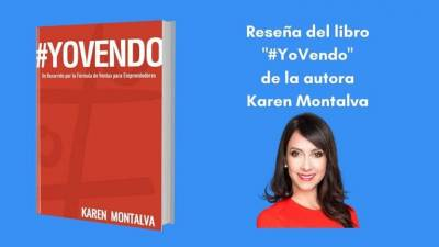 Reseña del libro '#YOVENDO' de Karen Montalva