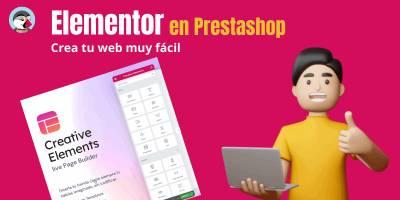Elementor Creative Elements para Prestashop - ¿Qué es?