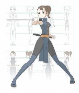 4 pasos importantes para dibujar personaje de manga o anime