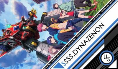 Reseña Anime: SSSS. Dynazenon