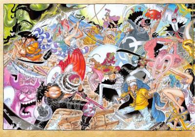 One Piece -Reseña capítulo 1023-