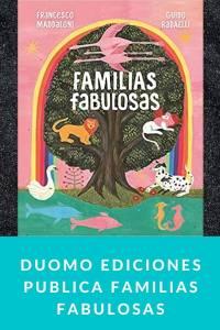 Duomo ediciones publica Familias fabulosas - Munduky