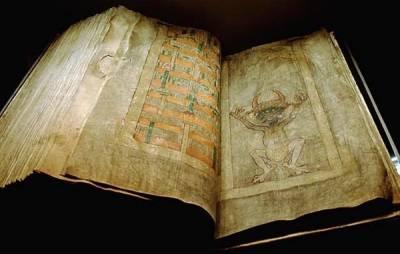 La leyenda del Codex Gigas