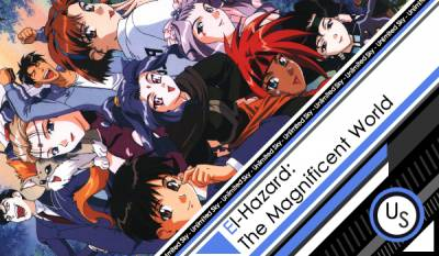 Reseña Anime: El-Hazard: The Magnificent World