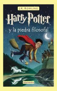 Reseña Harry Potter y la piedra filosofal de J.K. Rowling
