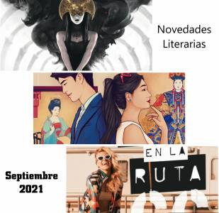 Novedades Literarias SEPTIEMBRE 2021