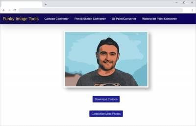 Convertir fotos en cartoons gratis y en línea con una aplicación web