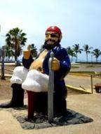 El Pirata Y La Cruz Del Mar